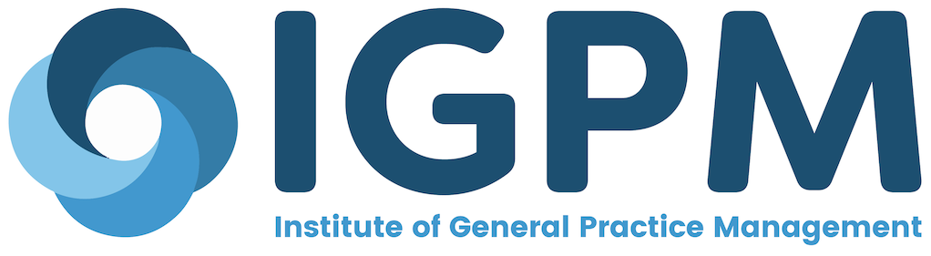 The IGPM logo